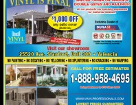 Vinyl Professionals, Moorpark, coupons, direct mail, discounts, marketing, Southern California