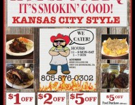 Hot Spot BBQ, Simi Valley,, coupons, direct mail, discounts, marketing, Southern California