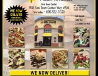 California Pizza Kitchen, Simi Valley,, coupons, direct mail, discounts, marketing, Southern California