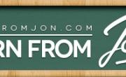 learn from jon discount screenshot
