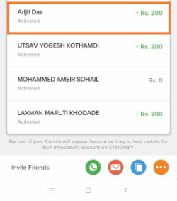 ETMoney App Loot Proof