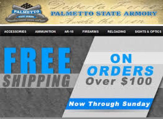 Palmetto State Armory Coupon