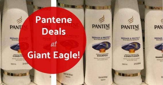 Pantene Coupon Get Discount