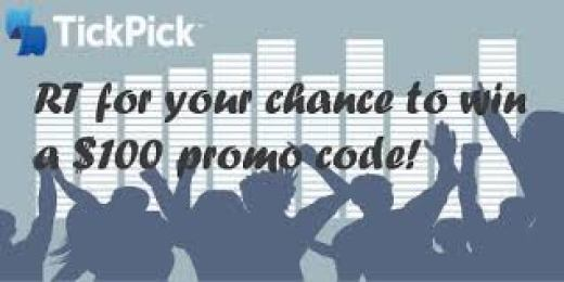 TickPick Promo Code Get 45% Discount