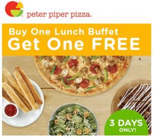 Popular stores for peterpiperpizza.com