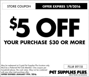 Pet Supply Coupon And Discount Codes 45% Discount