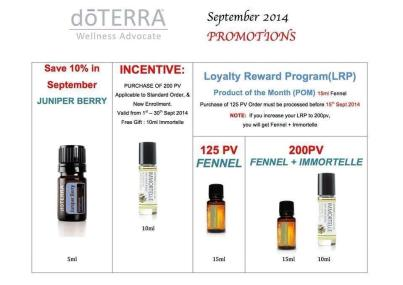 DoTerra Promo Code Discount available 45%