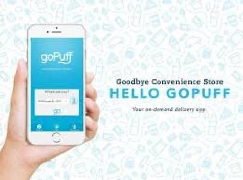 Gopuff Promo Code get discount 45%