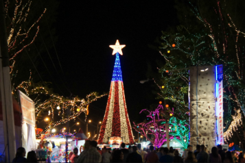 Santa's Enchanted Forest Prices Photo