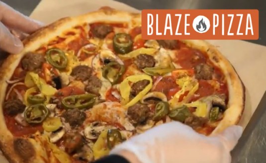 Blaze Pizza Promo Code and Discount Code