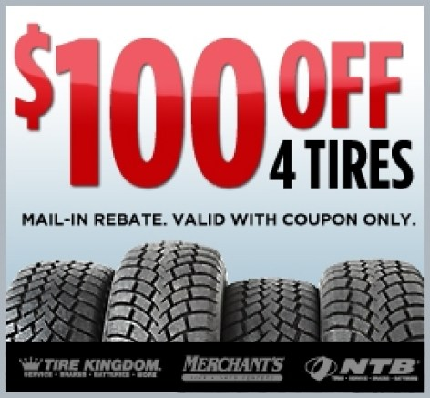 Tire Kingdom Promo codes for amazing discount