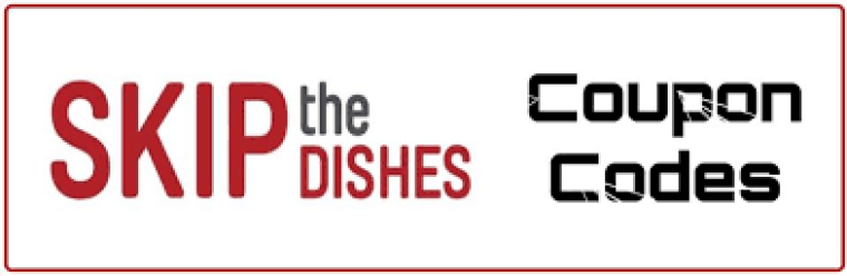 Skip The Dishes Coupon 45% Off