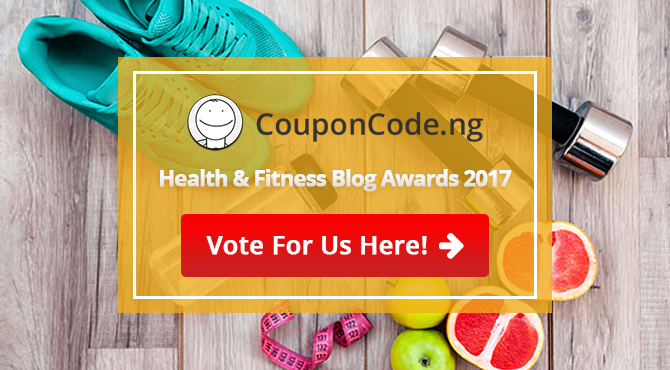 Health & Fitness Blog Awards 2017