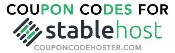 stablehost coupon codes