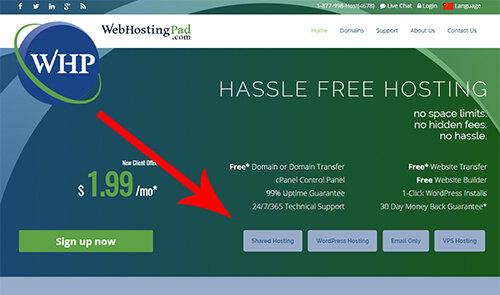 How to use webhostpad coupon codes