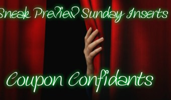 Sunday Coupon Insert Preview 12/10/17
