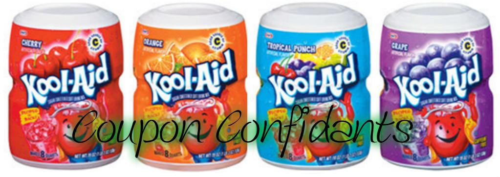 Ohhhh Yeah, Kool-aid Mix @ Kroger!