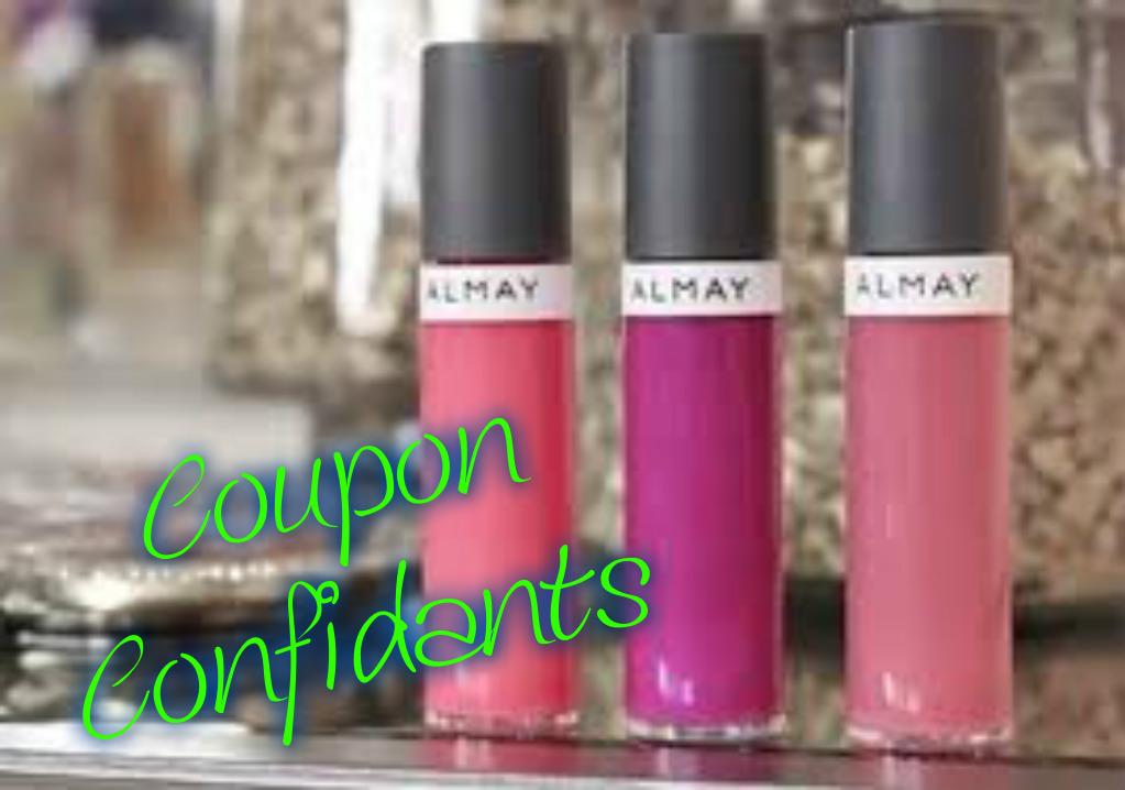 Almay lip balm only .68 at Walmart!!!