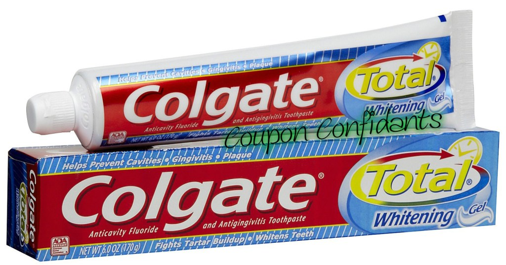 Money Maker~Colgate toothpaste~Walgreens