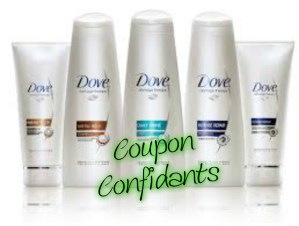 Dove shampoo & conditioner only .50 at Publix