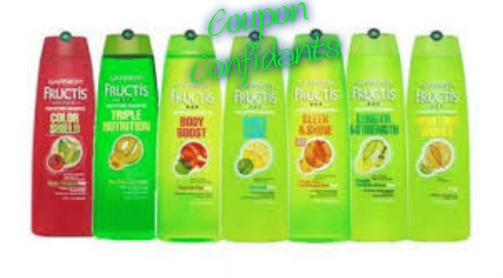Garnier Shampoo & Conditioner only .24 each @ Target