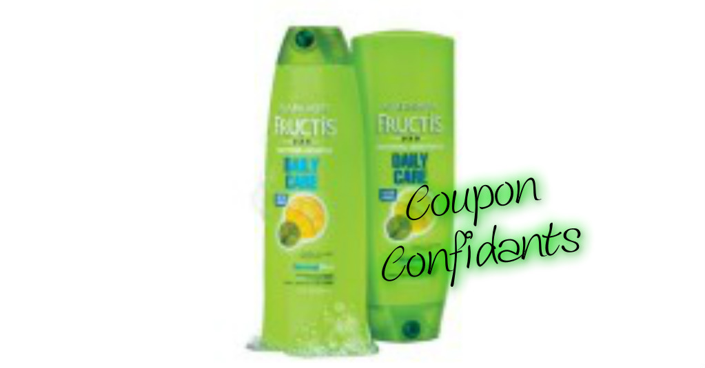Garnier shampoo, conditioner or stylers just .64 each at Target