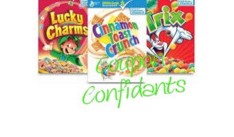 Target – General Mills or Kellog's cereal as low as $1.24 a box