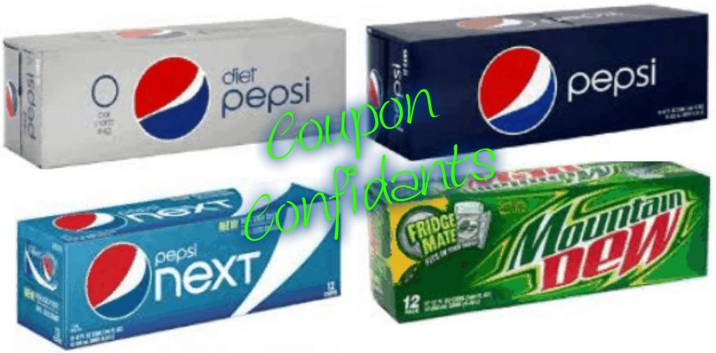 Pepsi products B2G1 free at Winn Dixie