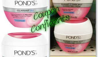 Free Ponds cream at Dollar General