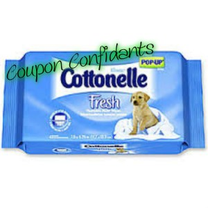 Only .99 for Contenelle fresh claen wipes at Target
