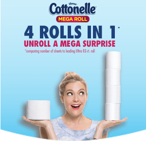 Awesome deal on Toliet paper shipped to your door from Target.com