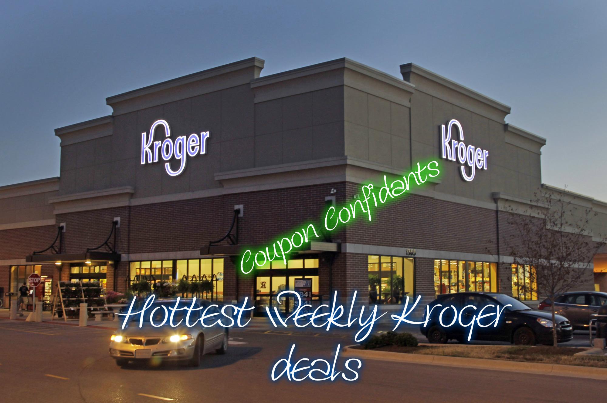 hot kroger deals