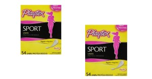MONEY MAKER at Target on Playtex Sport Liners!!!