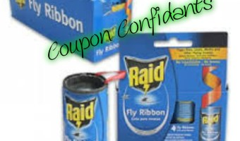 Raid Fly strip money maker @ Walmart with Ibotta rebate