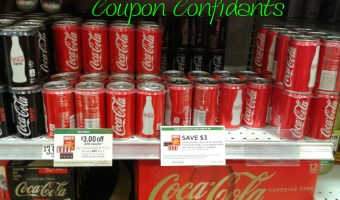 Awesome deal on Cheez-its and Coke at Publix