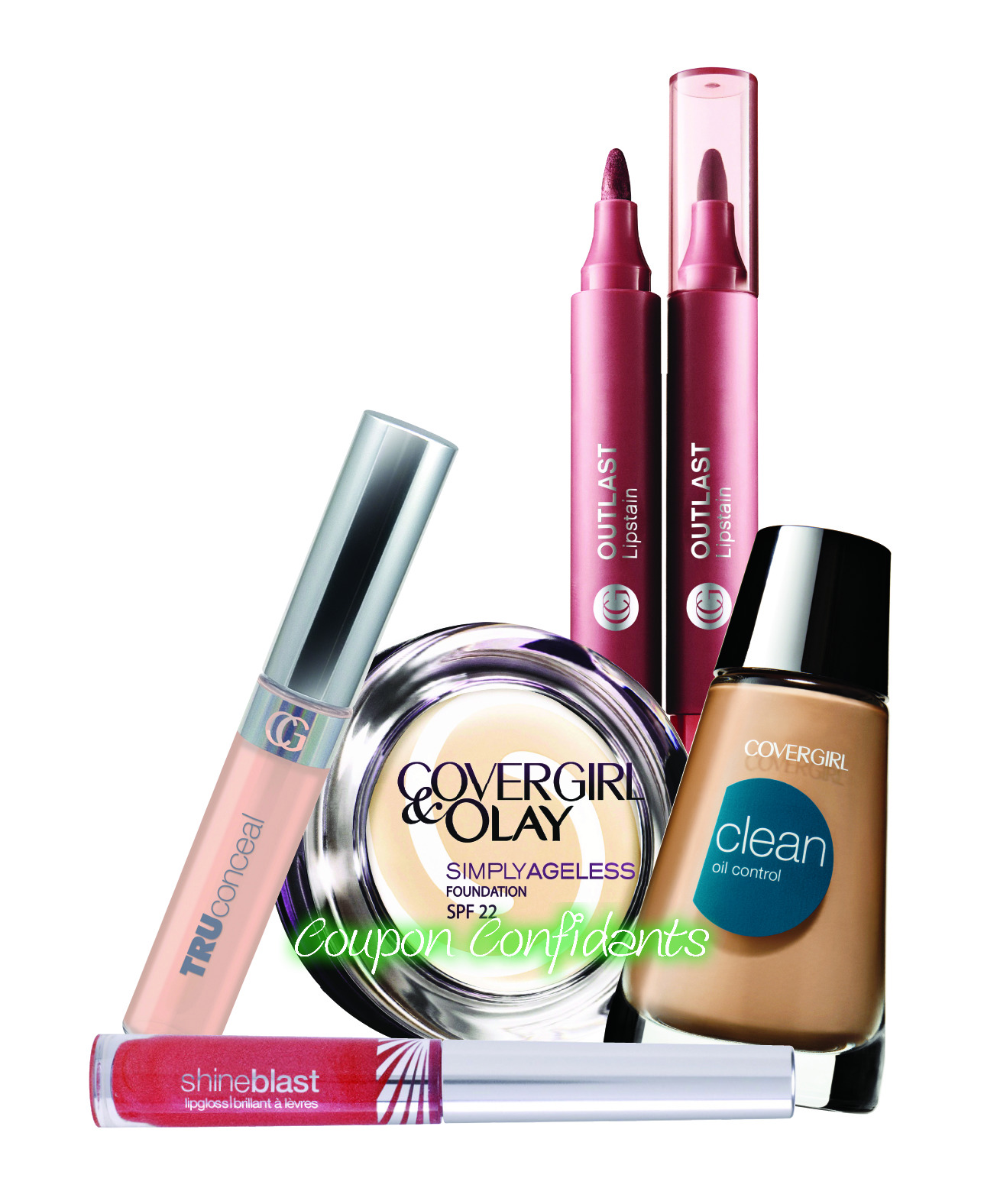 image regarding Covergirl Printable Coupons referred to as CoverGirl Printable Discount codes! Of course! ⋆ Coupon Confidants