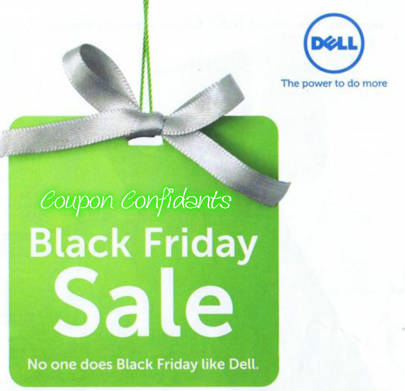 Dell Black Friday Preview of deals!