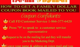 How to get Family Dollar Books mailed to you!