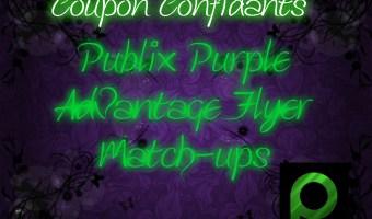 Publix Purple Flyer Deals Jan 12 – 25