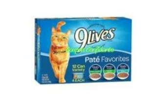 Friskies for $.30 a can at Walmart!!
