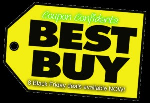 Best Buy Black Friday Deals live NOW!