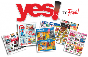 Free coupon inserts! Sign up for free delivery