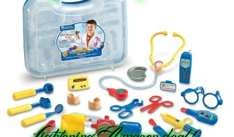 $14 Pretend and Play Dr Set~ Amazon!