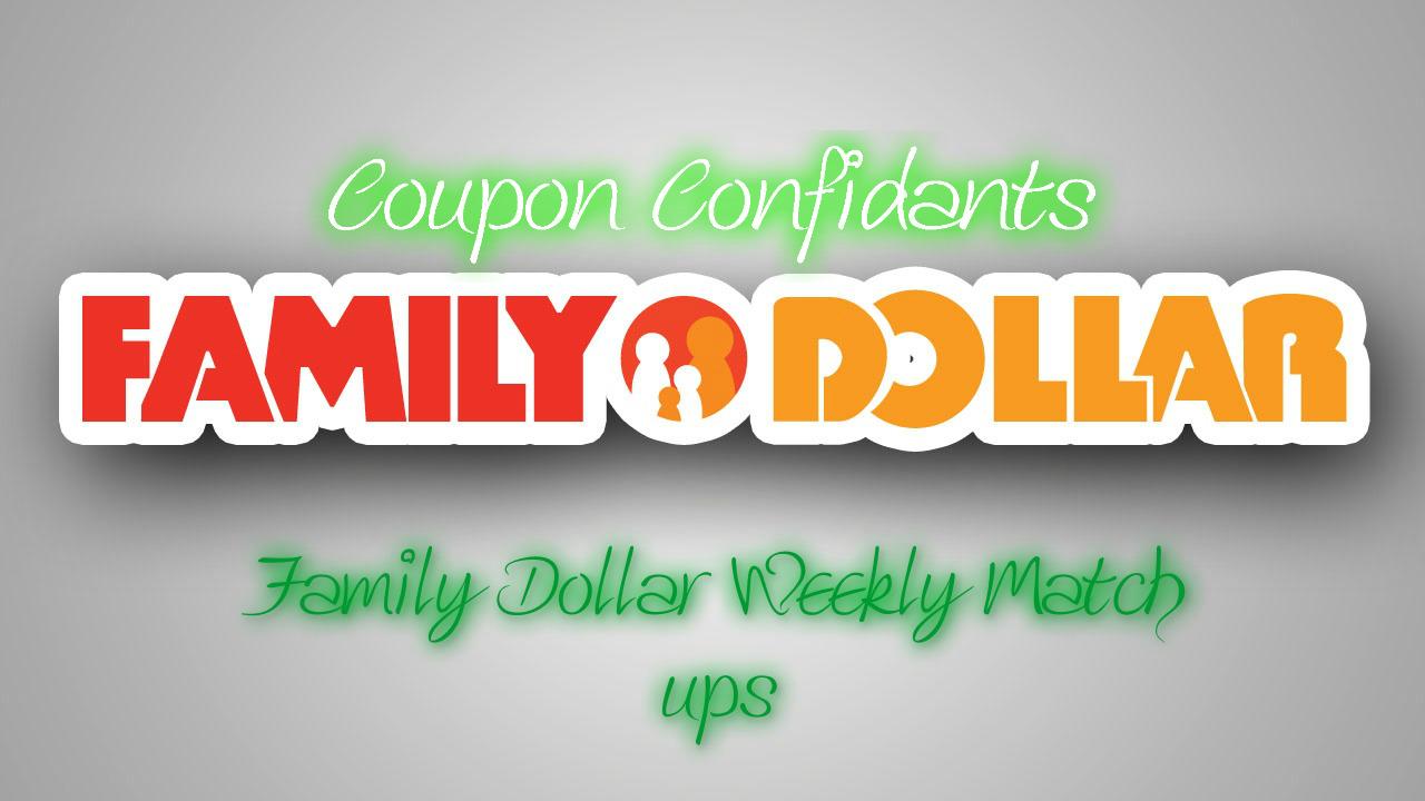 family dollar weekly