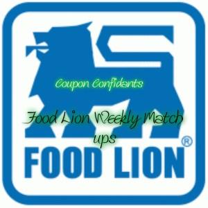 Food Lion Weekly Match ups!