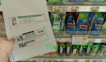 $1.99 for Gillette razors @ Publix