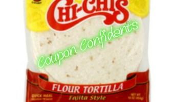 Chi Chi Tortillas $0.66 each @ Ingles!!!