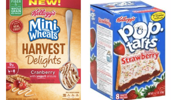 4 HOT new Kelloggs printables for sales @ Winn Dixie, Harris Teeter, DG and more!