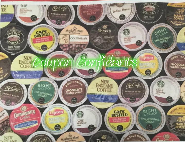 K-Cups as low as $2.59 at Bi-lo and Winn Dixie! WHAT?!?!