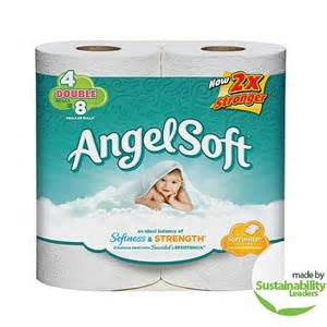 Angel Soft Bath Tissue as low as .54¢ each @ Publix next week! Print now!
